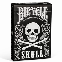 Колода карт Bicycle Skull
