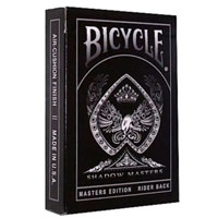 Колода карт Bicycle Shadow Masters Ellusionist