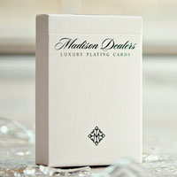 Колода карт Madison Dealers - Erdnase Green Ellusionist