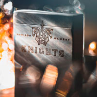 Колода карт Knights Ellusionist