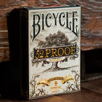 Колода карт Bicycle 52 Proof V2 Ellusionist
