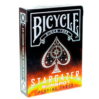 Колода карт Bicycle Stargazer Sunspot