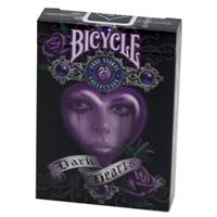 Колода карт Bicycle Anne Stokes Dark Hearts V2