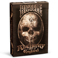 Колода карт Bicycle Alchemy 1977 England v2